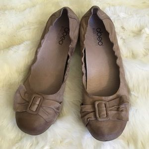 Abeo Tabitha Ballerina Flats